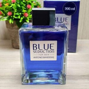 Blue Seduction For Men Antonio Banderas Perfume Masculino Eau de Toilette – 200ml