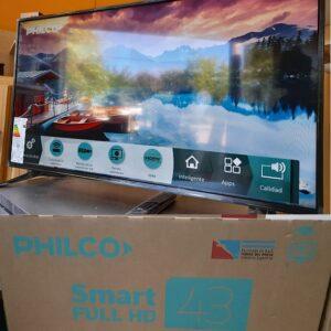 "Smart TV Full HD D-LED 43"" Philco PTV43E10N5SF – Wi-Fi 2 HDMI 2 USB"