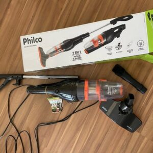 Aspirador de Pó Philco Ciclone Force 2 em 1 1250W – 110v/220v