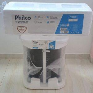 Ar-condicionado Split Philco 12.000 BTUs Quente e Frio – 220v