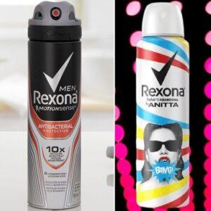 Desodorante Antitranspirante Aerossol Rexona 150ml