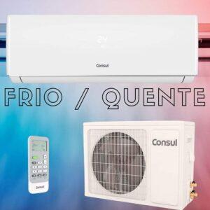 Ar Condicionado Split Hw On/Off Consul 12000 Btus Quente/frio – 220v