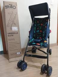 Carrinho de Bebê Stillo Elite até 15Kg