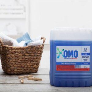 Sabão Líquido Omo Pro Lavagem Perfeita – Profissional – 7 Litros
