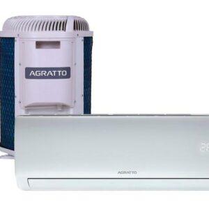 Ar-condicionado Split Agratto 12.000 BTUs Frio – ECO TOP – 220v