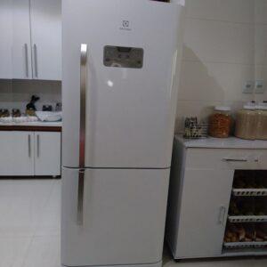 Geladeira/Refrigerador Electrolux Frost Free Inverse 454L – 110v/220v