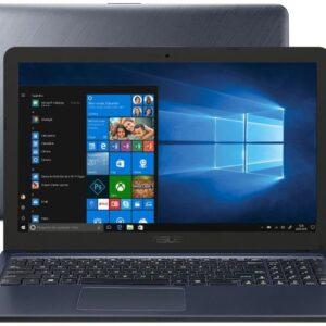 "Notebook Asus VivoBook X543UA-DM3459T – Intel Core i3 4GB 256GB SSD 15,6"" Full HD LED"