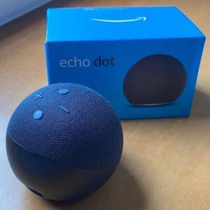 Echo Dot 4ª Geração Smart Speaker com Alexa – Amazon