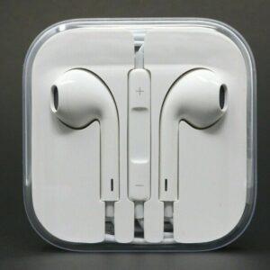 Fone De Ouvido Apple Earpods Com Conttrole Remoto E Microfone – Apple