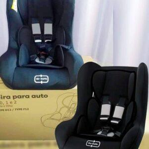 Cadeirinha para Auto Go Safe – Leone Nero Plus 0 a 25kg