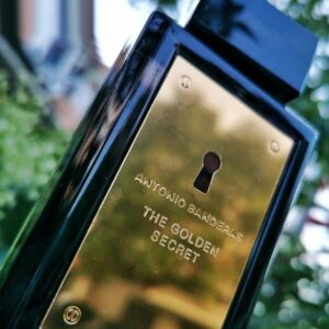 The Golden Secret Antonio Banderas – Perfume Masculino – Eau de Toilette
