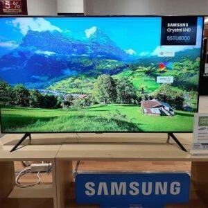 cupom→( TVS10 ) Smart Tv 55″ Samsung Crystal Uhd 4k Painel Dynamic Crystal Color, Design Slim, Tela Sem Limites