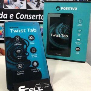Tablet Positivo Twist 32GB, 1GB RAM, Tela de 7″, Câmera Frontal 2MP, Wi-fi, Android Oreo Edição Go