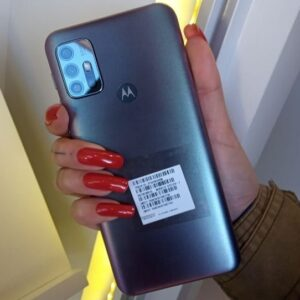 "Smartphone Motorola Moto G30 128GB 4G – 4GB RAM Tela 6,5"" Câm. Quádrupla 64MP + Selfie Bateria 5000mAh"