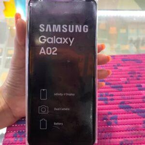 """Samsung Galaxy A02 32GB 4G Quad-Core 2GB RAM 6,5"""" Câm. Du..."""