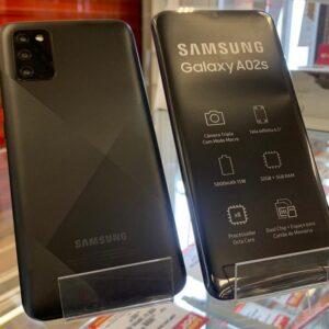 "Samsung Galaxy A02s 32GB 4G – Octa-Core 3GB RAM 6,5""..."
