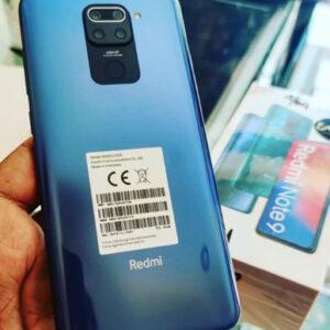 """Smartphone Xiaomi Redmi Note 9 128GB Cinza 4G – 4GB RAM Tela 6,53"""" Câm. Quádrupla + Selfie 13MP"""