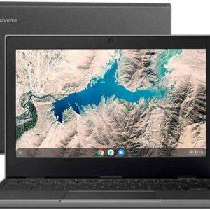 """Chromebook Lenovo 100E 81MA001TBR Intel Celeron – 4GB 32GB eMMC 11,6"""" Chrome OS"""