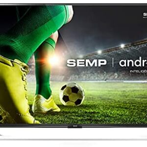 Smart TV LED 32″ HD Android SEMP 32S5300, Conversor Di...