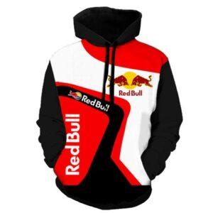 Blusa Moletom Full Casaco Estiloso Casual Red Bull Top M3 – Tam. P/M/G/GG/XG