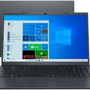 """Notebook Vaio FE15 VJFE52F11X-B2521H Intel Core i3 – 4GB 256GB SSD 15,6"""" Full HD LED Windows 10"""