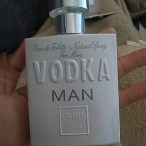 Eau de Toilette Vodka Man Paris Elysees – 100 ml