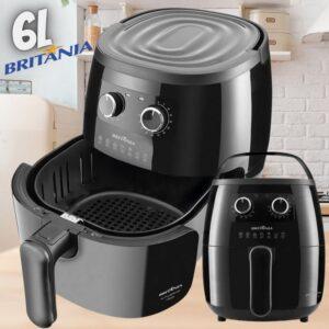 Fritadeira Elétrica sem Óleo/Air Fryer Britânia – B...
