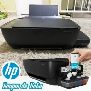 Multifuncional Hp 416 Tanque De Tinta, Colorida, In Tank, Wi-Fi, USB – Bivolt