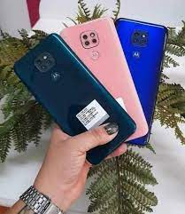 "Smartphone Motorola Moto G9 Play 64GB Verde – Turquesa 4GB RAM 6,5"" Câm. Tripla + Selfie 8MP"