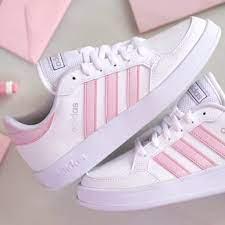 Tênis Adidas Breaknet Brilho Feminino – Num. 34 ao 39