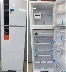 Geladeira/Refrigerador Brastemp Frost Free Duplex – Branco 375L BRM45 HB – 110v/220v