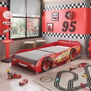 Cama Infantil Carros Pura Magia Disney Plus – 88x188cm
