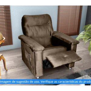 Poltrona Reclinável 3 Posições Matrix Jaguar
