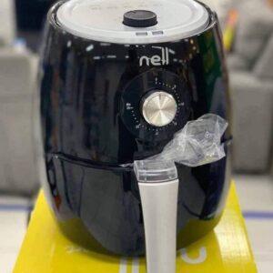 Fritadeira Elétrica sem Óleo/Air Fryer Nell Smart – Preta 2,4L com Timer – 110v/220v