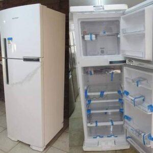 Geladeira/Refrigerador Brastemp Frost Free Duplex – 375L BRM44 HBBNA – 110v/220v