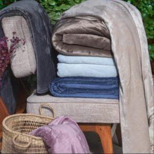 Cobertor Casal Camesa Microfibra 100% Poliéster – Varias Cores