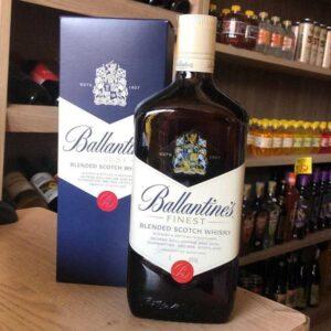 Whisky Ballantines Finest – 1 Litro