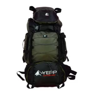 Mochila YEPP de Camping Reforçada Trilha Pescaria Acampamento – 75 Litros