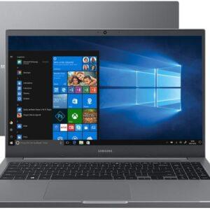 "Notebook Samsung Book NP550XDA-KS1BR Intel Core i7 – 8GB 256GB SSD 15,6"" Full HD LED Windows 10"