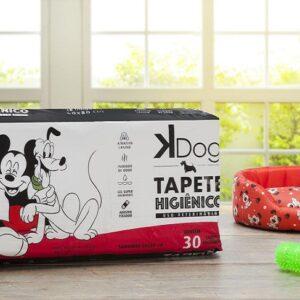 Tapete Higiênico KDog Disney – 30 Unidades