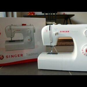 Máquina de Costura Singer – Tradition 2250 – 110v/220v