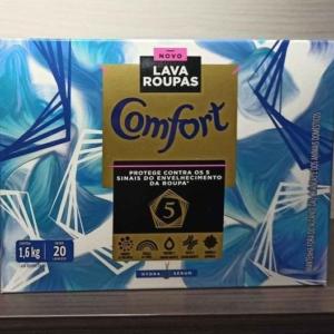 Sabão em Pó Comfort Hydra Sérum – 1,6kg
