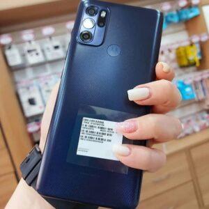 "Smartphone Motorola G60s 128GB 4G – 6GB RAM Tela 6,8"" Câm. Quádrupla 64MP + Selfie*"