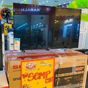 "Smart TV LED 32"" Full HD Semp 2 HDMI 1 USB, Wi-Fi, Google Assistant, Controle Remoto c/ Comando De Voz, Android TV"