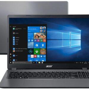 "Notebook Acer Aspire 3 A315-56-3090 Intel Core i3 – 8GB 256GB SSD 15,6"" LED Windows 10"