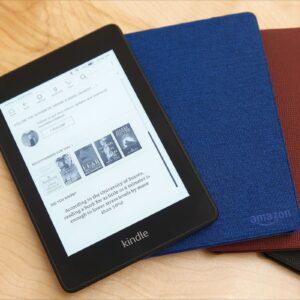 "Novo Kindle Paperwhite Amazon à Prova de Água – Tela 6"" 8GB Wi-Luz Embutida"