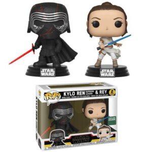Funko Pop! Star Wars Kylo & Rey