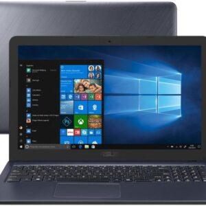 "Notebook Asus VivoBook X543MA-GQ1300T – Intel Celeron Dual-Core 4GB 500GB 15,6"" Windows 10"