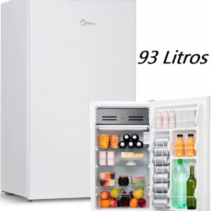 Frigobar Midea 93L Branco – 110v/220v