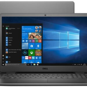 "Notebook Dell Inspiron 15 3000 3501-A25P – Intel Core i3 4GB 256GB SSD 15,6"" LED Windows 10"